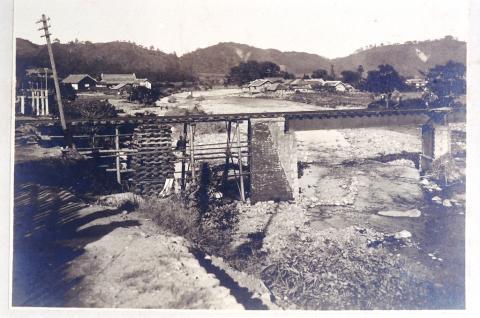 好間川鉄橋